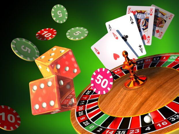 casino games for party