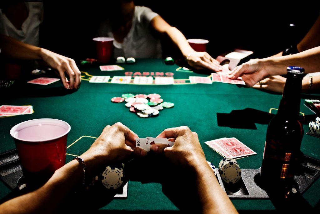 involvement in casino baccarat