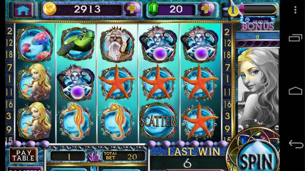 slot game mathematics